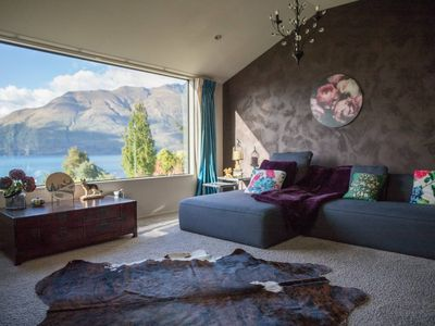 Photo for Charming Queenstown Panoramic views!
