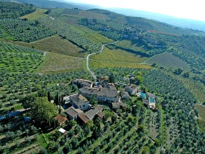Photo for Country House / Farm House in Radda In Chianti with 5 bedrooms sleeps 10