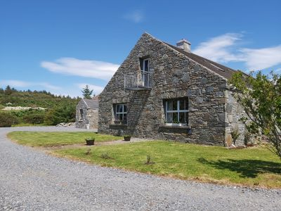 Photo for Shanakeever Farm 2 - Clifden Country Homes/ 2 or 3 Bedroom Apartment