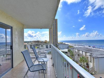 Photo for 2-Bedroom Beach-front Condo by Resort Collection  Large Balcony