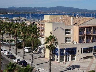 Photo for Apartment Hyères, 1 room, 4 persons