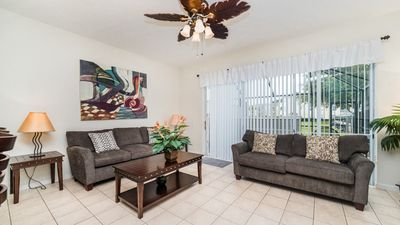 Photo for A's Exciting And Lavish 3 Bedroom Private Pool Villa In Orlando