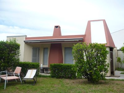 Photo for CARNON IS. BEAUTIFUL VILLA 80 M FROM THE BEACH