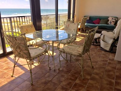 Photo for Direct Ocean View Cocoa Beach 3rd Floor condo