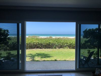 Photo for Relax. Unwind. Enjoy!  Spectacular Beachfront Condo