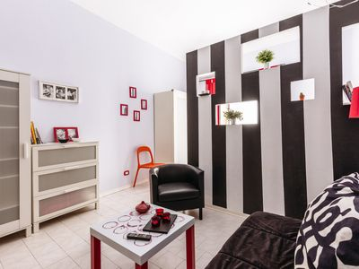 Photo for 1BR Apartment Vacation Rental in Palermo, Palermo