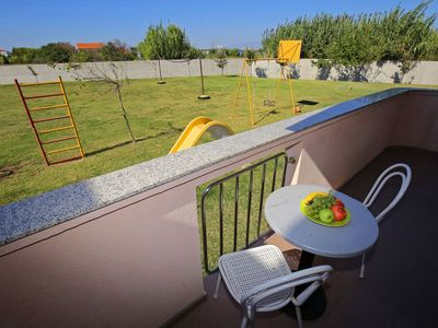 Photo for 1BR Apartment Vacation Rental in Zadar riviera, Zadar riviera