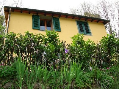 Photo for Former Farmhouse With Great Views In Bagni Di Lucca