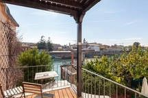 Photo for Apartment in the center of Rimini with Terrace, Garden, Balcony, Washing machine (488672)