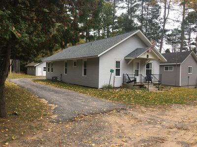 Photo for Charming/Cozy Home on peninsula walk-able to Catfish & Cranberry Lake