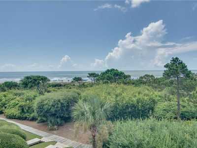 Photo for Beautiful Unobstructed Views Of The Lush Dune & Ocean! Enjoy Community Pool Access!