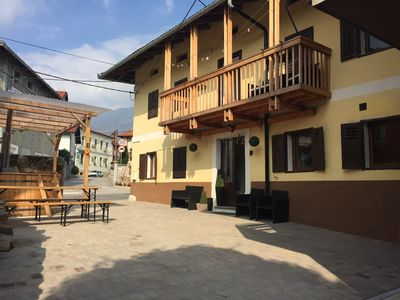 Photo for Tolmin - Soca Valley 4 bed/4 bath house - sleeps 9