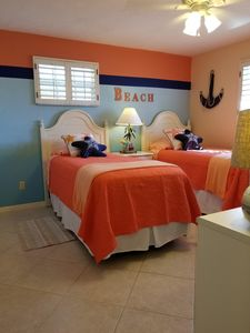 Photo for Coastal charm with private pool. Walk/bike to beach, restaurants & shopping...