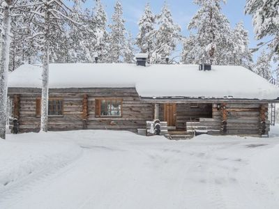 Photo for Vacation home Lomapata in Kuusamo - 8 persons, 3 bedrooms