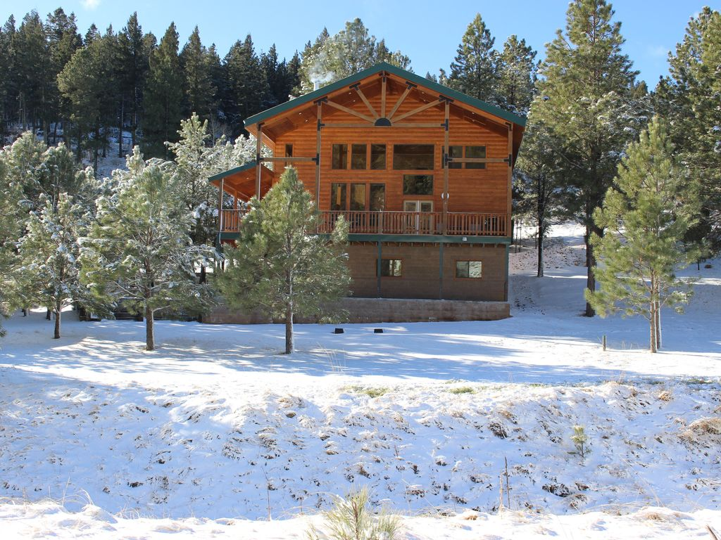 lodge mountaintop n hole express at cool news course closer its scenic and golf san article travel setting with m cloudcroft look cabins lifestyle nine outdoors antonio resort a the