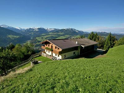 Photo for Gorgeous Chalet with Jacuzzi in Tyrol