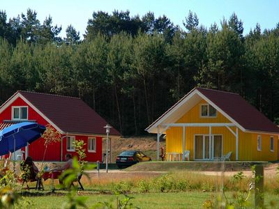 Photo for Holiday park Havelberge am Woblitzsee, Userin  in Müritzgebiet - 4 persons, 2 bedrooms