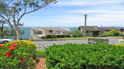 Photo for 3 'The Point' 5-7 Mitchell Street- Gorgeous Water Views, close to Soldiers Point boat ramp