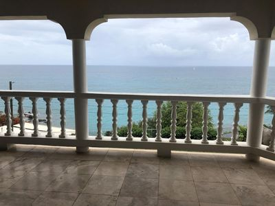 Photo for Villa La Creole- Located in beautiful Frenchman's Bay. Amazing Panoramic view.