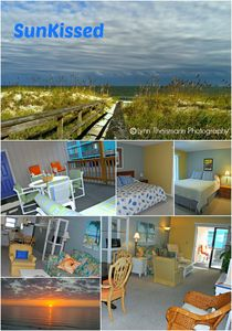 Photo for Ocean and Sound Views, 5 blocks to Boardwalk, Porches Galore overlooking Pool