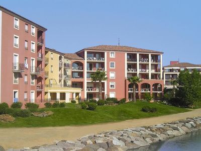 Photo for Residence Port Marine, Ste Maxime  in Var - 8 persons, 2 bedrooms