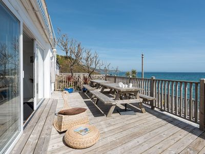 Photo for Fabulous beach side property with wonderful views.