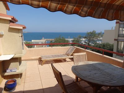 Photo for EXCEPTIONAL 150 m from the city center - 4 ROOMS with LARGE TERRACE