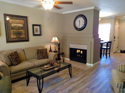 Photo for McCormack Ranch 1st floor 2 Bed 2 Bath Condo.  Located Near Shopping, Dinning