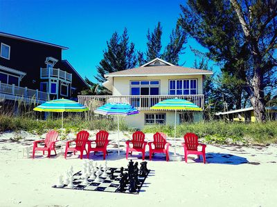 Photo for Beautiful Anna Maria Island 3/2 Waterfront Beach House