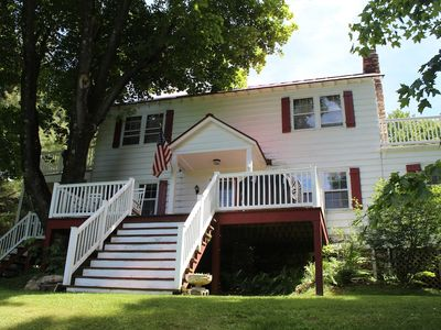 Photo for 4BR Farmhouse Vacation Rental in Pownal, Vermont