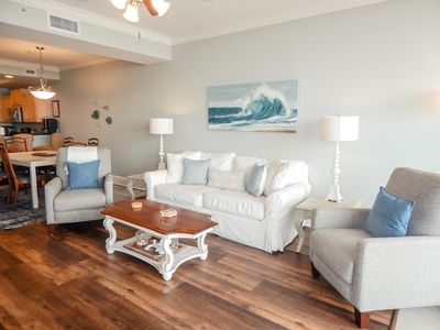 Gulf Front Condo at Holiday Isle offering Four Bicycles with Rental - Sleeps 8