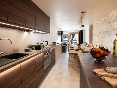 Photo for Prestigeous Accommodation for large groups in the Heart of les 2 Alpes