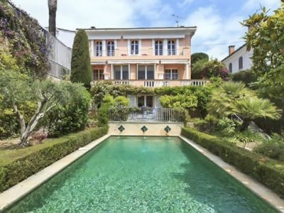 Photo for 5BR Villa Vacation Rental in Cannes, Alpes-Maritimes
