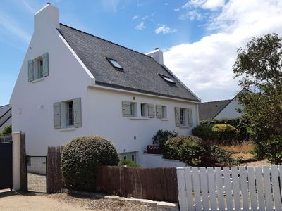 Photo for Charming house between wild coast and beaches of the Bay of Quiberon