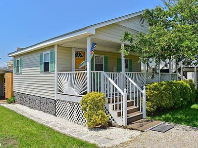 Photo for The Covey Cottage and Restin' Roost - Quaint Island Interior Duplex