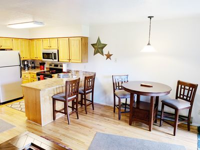 Photo for Clean Updated 1 bedroom Wolf Lodge Eden condo w/free wifi & AC