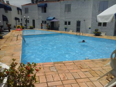 Photo for 3 bedroom house for rent pool, and sand.