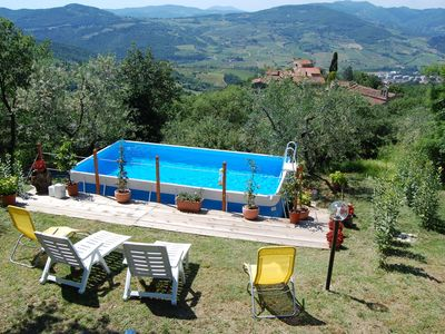 Photo for Vacation Home in Falgano with 3 bedrooms sleeps 6