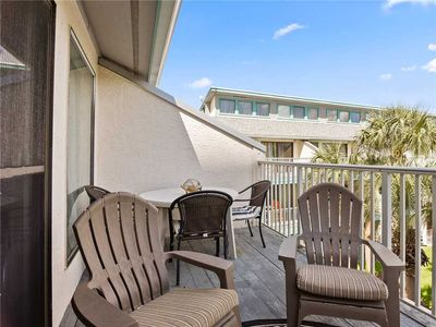 Photo for Nautical Watch C-13, 2 Bedrooms, WiFi, Pool Access, Beach Front, Sleeps 4