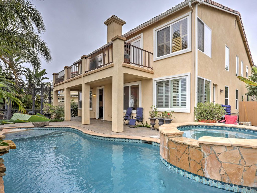 NEW! Luxurious 5BR San Diego Home w/ Private Pool!