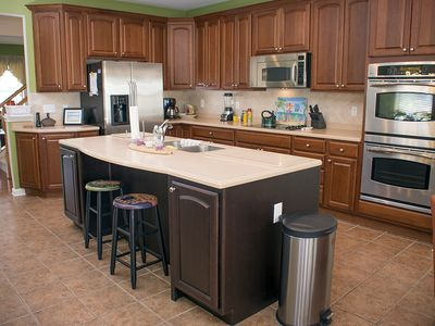Sunset Island, 28 Canal Side Mews West - Kitchen Area