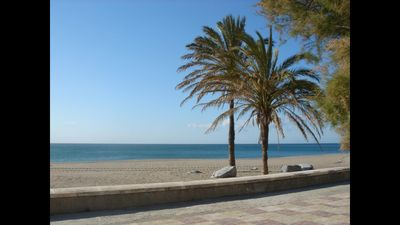 Photo for Apartment on the beach for a holiday without stress on the Costa del Sol.