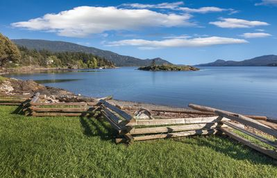 Photo for Nestled within 11 acres on Orcas Island