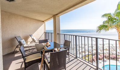 Photo for Ocean Front Condo Complex with Community Pool! Great View Looking at Beach! Inside Wild Dunes!