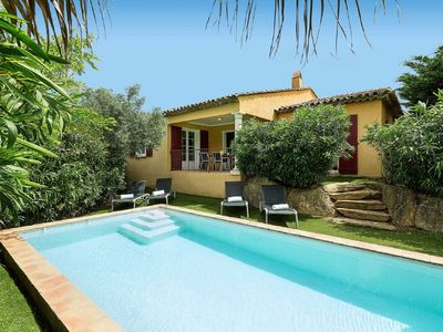 Photo for Luxury villas with private pool at the Bay of Saint-Tropez