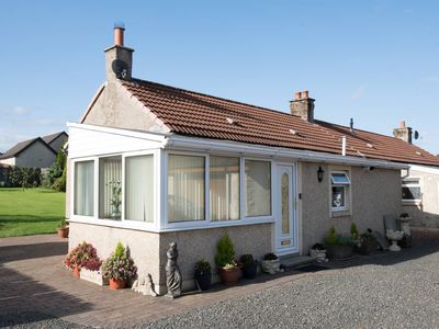 Photo for Peaceful Scottish Cottage with Hot Tub
