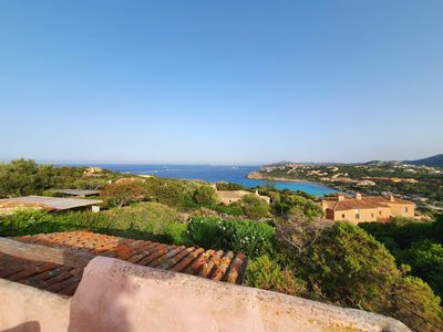 Photo for SUPER PANORAMIC VILLA in Cala Granu – PORTO CERVO
