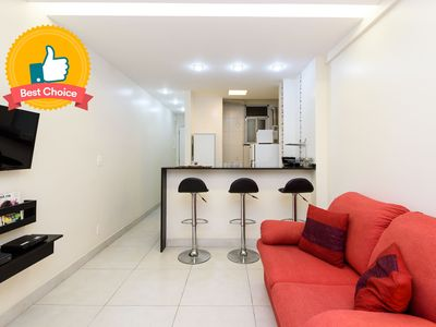 Photo for 1BR Apartment Vacation Rental in Copacabana, RJ