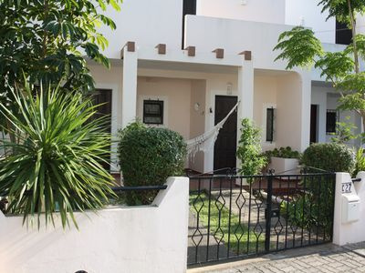 Photo for House on the beach in Vilamoura with 3 floors, terrace and sea view