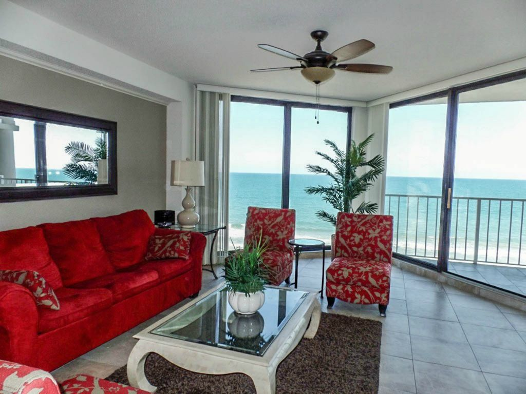 One Ocean Place, Outstanding Oceanfront Condo, Garden City Beach. Direct  Ocean Front With Spectacular Views